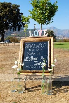 Bodas CdB: Esther e Iván