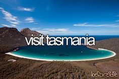 You can visit Tasmania easily when you study in Australia or New Zealand! http://www.arcadia.edu/abroad/study-abroad-in-australia-and-new-zealand/