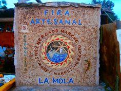 Mola Market of #Formentera #Spain