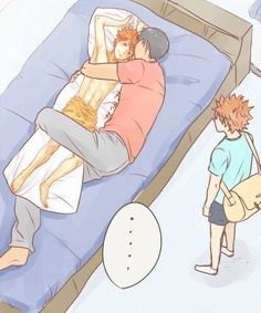 Is this a legit body pillow? Cause I'll buy it, preferably with his jersey on though, shirtless is reserved for kageyama
