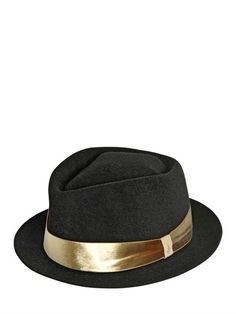 Borsalino Velour Lapin Felt Hat on shopstyle.com 17bee400bfa1