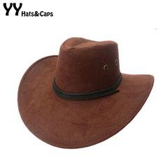 Fashion Western Cowboy Hats Wholesale Womens Mens Tourist Caps for Travel  Men Womens Outdoor Performance Hat YY0270-1 3b702fd8037e
