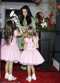 Now Sophia Grace and Rosie debut second on the New York Times children's best sellers list... and they land first acting role | Mail Online