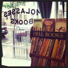 Molasses Books in Bushwick