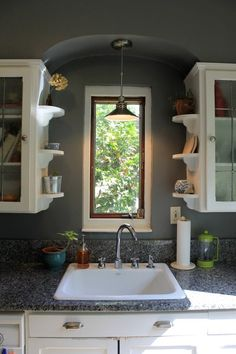 Kitchen Cabinets Next To Window 10 sneaky ways to instantly gain extra counter space   counter