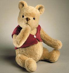 #peluche #Winnie l'#Ourson : trop #mignon :)