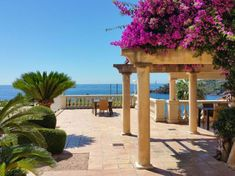 French Riviera, Terrace, The Outsiders, Pergola, Villa, Outdoor Structures, Vacation, Gallery, Balcony