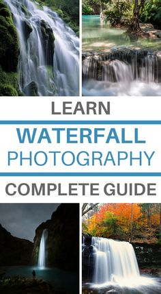 Here is an article that should delight all travel and nature photography enthusiasts. I present to you how to shoot waterfalls properly. You will find technical advice to apply in the field as well as advice to choose your camera equipment for this type of pictures. Id Photo, Photo Tips, Photo Poses, Photo And Video, Photography Cheat Sheets, Canon Photography, Nature Photography, Photography Hacks, Photo Cascade
