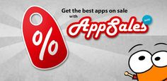 AppSales - Informs you of any android apps on sale.