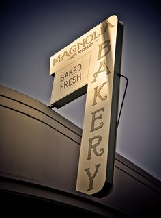 Los Angeles - Magnolia Bakery