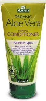 How to Prepare Aloe Vera Conditioner?  Ingredients  ***1 Lemon***  Aloe vera gel***  Essential oils***  A bowl***  Spoon or a egg beater***  Preparation:    ***Squeeze one lemon into the bowl***  Add aloe vera gel.***  Add 5 drops of essential oil of your choice. This will give you a personal scent feeling. And you can choose the essential oil according to your requirement.***  Now mix the ingredients well.  Use this conditioner after you have used a shampoo. Rinse thoroughly afterwards.