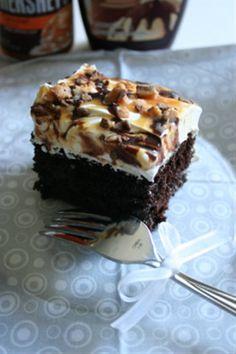 Better Than Sex Cake recipe | Chefthisup
