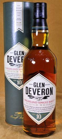 Glen Deveron Whisky 10 y.o.
