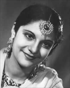 Jewish women played formative role in Bollywood history. Photo: Pramila (aka Esther Abrahams), the first Miss India (1947) and prominent film actress.