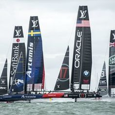 America's Cup World Series 2016 in Portsmouth