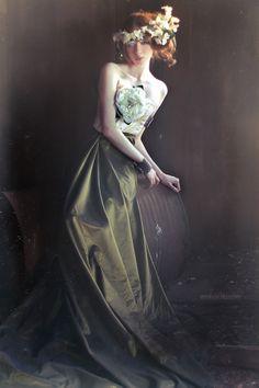 Irish Gypsy by Emily Soto, via Behance