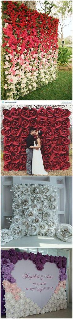 Rustic Weddings 30 Unique and Breathtaking Wedding Backdrop Ideas More: Trendy Wedding, Floral Wedding, Perfect Wedding, Fall Wedding, Diy Wedding, Wedding Bouquets, Wedding Flowers, Dream Wedding, Diy Flowers