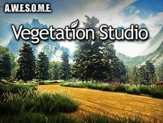 Get the Vegetation Studio package from Awesome Technologies and speed up your game development process. Find this & other Terrain options on the Unity Asset Store. Free Unity Assets, Unreal Engine, Freedom, Studio, Awesome, Club, Liberty, Political Freedom, Studios