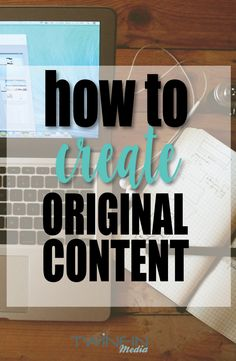 Want to start a blog? or just In a writers rut? Here are quick and easy tips to creating months worth of original content for your blog!