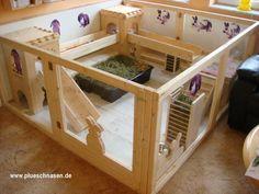 House and Play Area Ideas - North Texas Rabbit Sanctuary