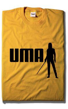 Camiseta Uma