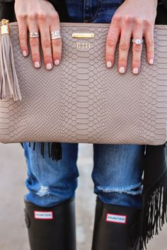 neutral clutch with chunky rings