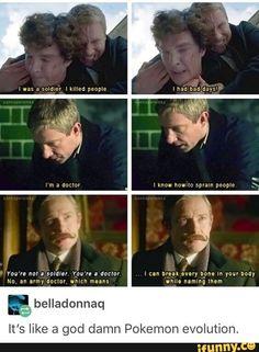Sherlock Fandom, Sherlock John, Supernatural Fandom, Jim Moriarty, Quotes Sherlock, Bbc Sherlock Holmes, Funny Sherlock, Sherlock Doctor Who, Supernatural Quotes