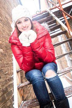 Winter Photo Ideas/Senior Portraits