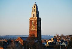 Anne's Church, Cork City # My home town! Different Architectural Styles, Cork City, St Anne, County Cork, Cork Ireland, Stunning View, Empire State Building, Tower, Around The Worlds