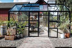 växthus i alla prisklasser