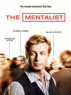 The Mentalist - Another great TV series that I love. I'm looking forward to the next season!