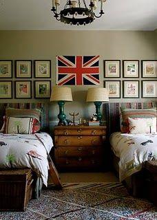 Wonderful boy's room