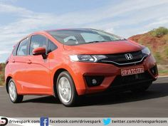 Honda Jazz Review: The New Hot Hatch On The Road! - DriveSpark