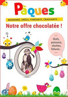 Pâques 2017, une fête chocolatée pour petits et grands ! - http://www.boulangeriemassaintpierre.fr/paques-2017-soyons-chocolates.php