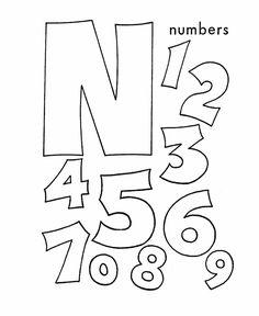 49 best letter n activities images on pinterest in 2018 letter n