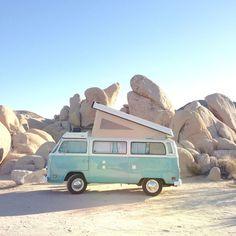 vw campers vintage | Days a week VWT2B camper