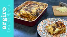 Παστίτσιο εύκολο και γρήγορο της Αργυρώς   Αργυρώ Μπαρμπαρίγου - YouTube Low Sodium Recipes, Banana Bread, Lamb, French Toast, Muffin, Pork, Veggies, Pasta, Beef