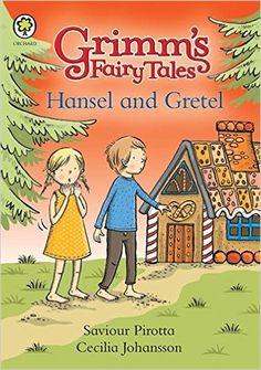Grimm`s Fairy Tales: Hansel and Gretel: Amazon.co.uk: Saviour Pirotta: 9781408308325: Books