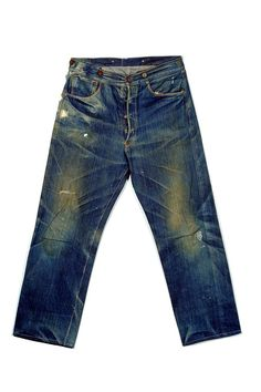 This Is What Jeans Looked Like 127 Years Ago via @WhoWhatWearUK