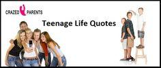 111 Teenage Life Quotes :http://crazedparent.com/teenage-life-quotes/