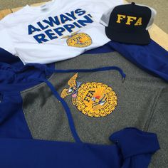 The new 16-17 Shop FFA merchandise has something for everyone! Feeling sporty? Check out the new breathable and moisture-managing Tek hoodies. The front pouch even has a hidden pocket to store your phone or iPod!