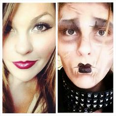 It is up!!! Please stop by and check out our Amazingly talented guest blogger Elise Bigley transform herself into #edwardscissorhands in the #halloweenmakeup #transformationtuesday Like and share with in the actual post if you enjoyed this post!!! XOXOXO hopesbeautybar.com