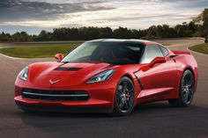 New Stingray | ... out the stops (and piled in the tech) for the new Corvette Stingray
