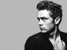 James Dean. Rebel without a cause.