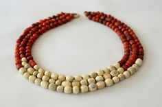 Created for Nakate by Ugandan designer Ginny Abimanya, the Kuyamba necklace combines Ugandan hand crafted cow bone beads with antique [...]