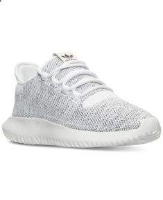 adidas Big Girls    Tubular Shadow Knit Casual Sneakers from Finish Line  Kids - Finish Line Athletic Shoes - Macy s 3bdfb2465