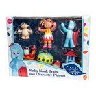 In The Night Garden Ninky Nonk Train and Characters Playset