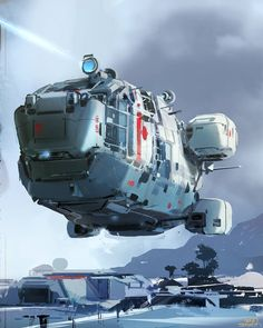 Art by Sparth.