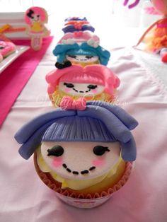 #Lalaloopsy #cupcakes!