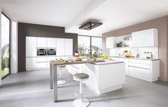 Nobilia Küchen   Produkte   Küchengalerie   Weiß
